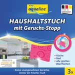 Household Cloths With Odor Absorber